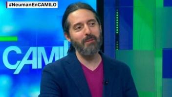 """Andrés Neuman: """"La ficción es un enorme vehículo de libertad"""""""