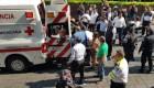 Graban momento del tiroteo en Cuernavaca