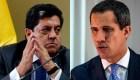 """""""El régimen secuestró a Edgar Zambrano"""", acusa Juan Guaidó"""