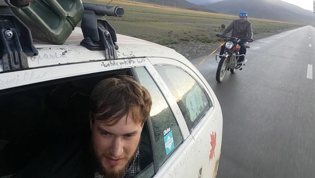 Sin ruta ni asistencia: 16.000 km en vehículos pequeños
