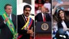 ¿Qué comparten Trump, Bolsonaro, Maduro y Fernández de Kirchner?