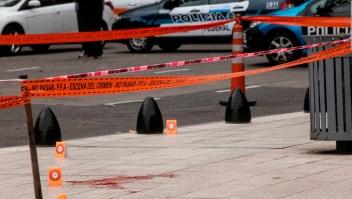 Diputado argentino es baleado en las afueras del Congreso