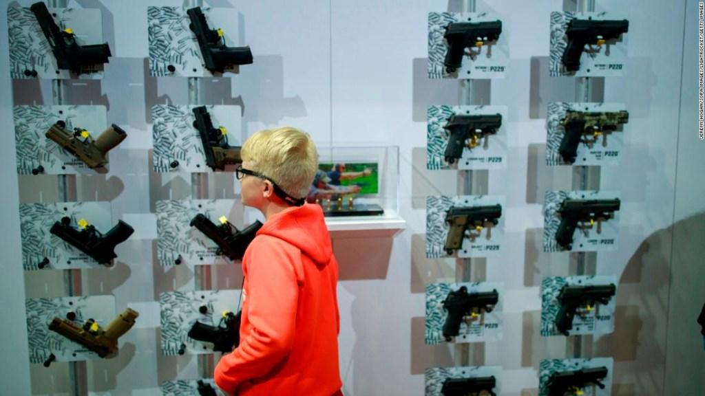 Armas de fuego muertes niños y adolescentes