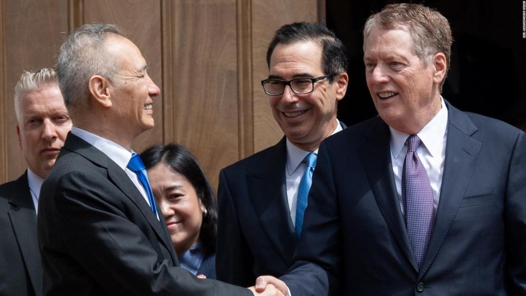 Reunión entre EE.UU. y China acaba sin acuerdo comercial