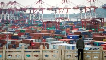 El Dow Jones cae más de 600 puntos tras la subida de aranceles de China a Estados Unidos