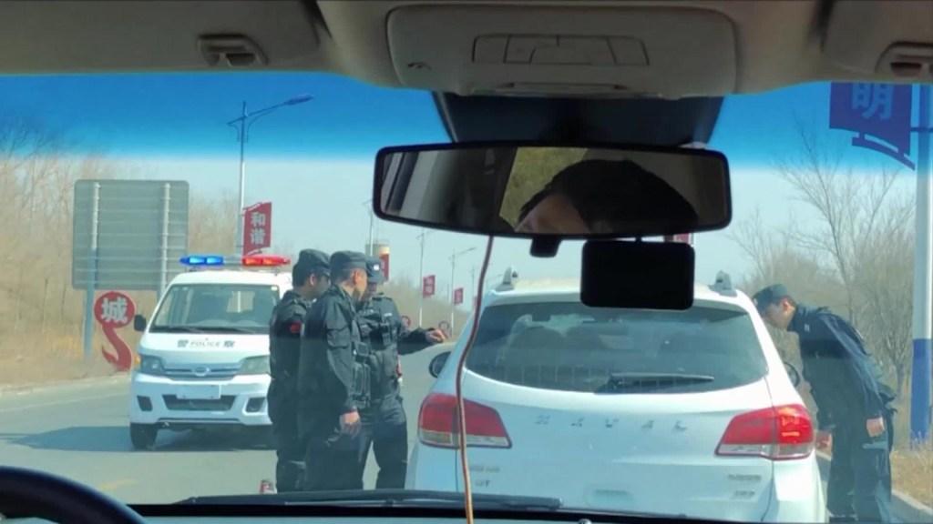 Las dificultades de informar desde Xinjiang, China