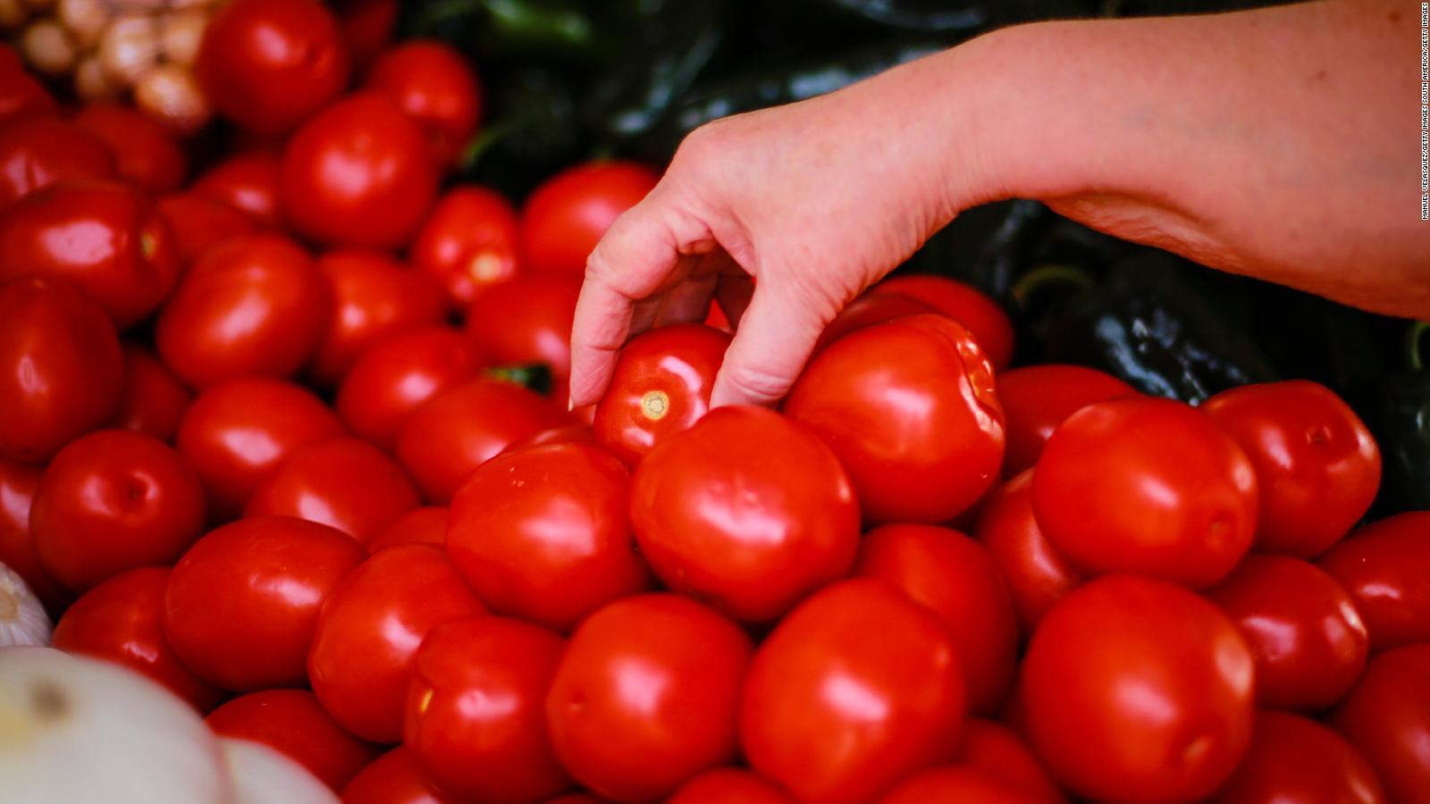 Agricultores aplauden aranceles al tomate mexicano