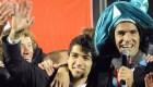 """""""El Loco"""" Abreu y lo que fue ganar la Copa América de 2011"""