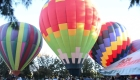 Los cielos de Chapala se llenan de globos