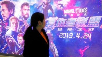 #CifraDelDía: Avengers: Endgame llega a US$ 603 millones en China