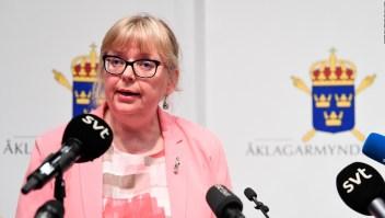 Suecia reabre  acusación contra Assange y pedirá su extradición