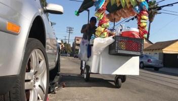 La discriminación y violencia entre hispanos. El relato de un vendedor ambulante