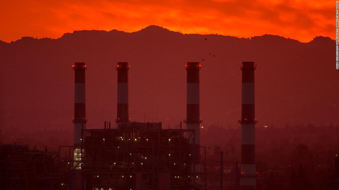 CO2 atmósfera
