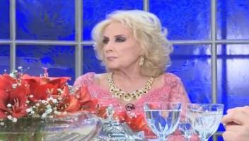 : Argentina: Operan a Mirtha Legrand