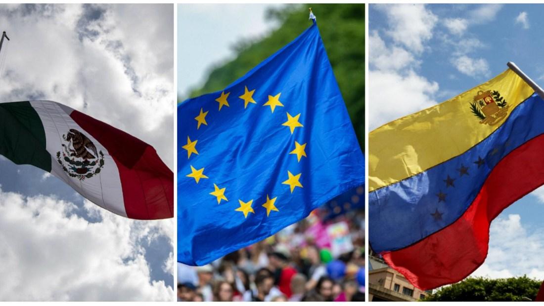 Así es la relación entre México y la Unión Europea