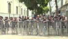 Venezuela: Bloquean la sede del Parlamento por supuesta amenaza de bomba