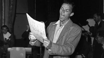 #RankingCNN: Las 5 canciones más escuchadas de Sinatra