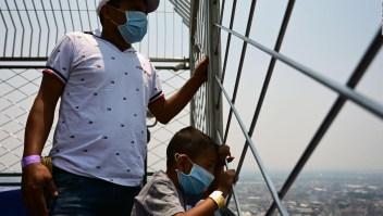 Declaran contingencia ambiental en la capital mexicana