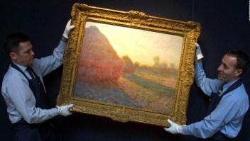 Esta pintura se vendió por US$ 110 millones