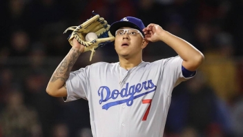 Pitcher los Dodgers arrestado cerca de Beverly Hills