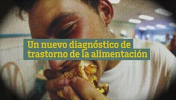 El miedo a comer es un trastorno de la alimentación