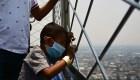 Los niños, los más vulnerables ante contingencia ambiental