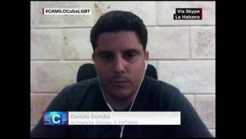 El Gobierno cubano reprime una marcha LGBT