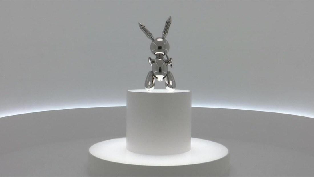 """Subastan un """"conejo"""" en US$ 91 millones"""