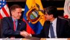 USAID vuelve a operar en Ecuador