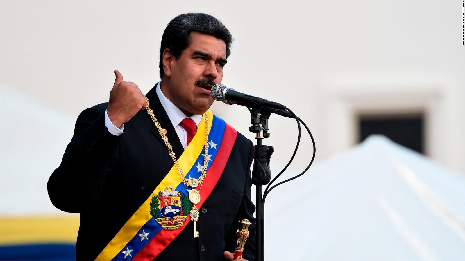 ¿Qué piensan los venezolanos de una salida negociada con Maduro?