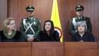 ¿Por qué EE.UU. retira visas a magistrados colombianos?