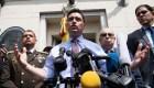 Embajador de Guaidó dice que tienen el control de sede en Washington