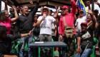 Colectivos chavistas: CNN tuvo acceso exclusivo a sus líderes