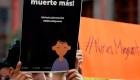 """""""Política de detención de migrantes es una constante en México"""""""