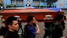 Nicaragua despide a Eddy Montes