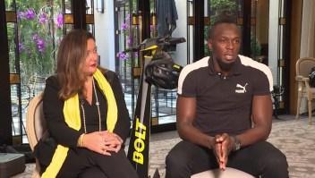 Usain Bolt es ahora empresario de scooters eléctricos