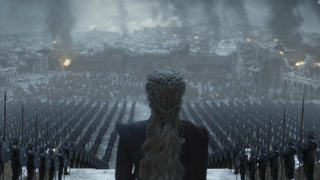 """Descubren otro error en """"Game of Thrones"""""""