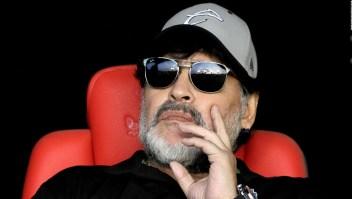 """El festival de cine de Cannes recibe a """"Diego Maradona"""""""