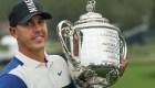 Brooks Koepka nos habla de su segundo título consecutivo en el campeonato de la PGA