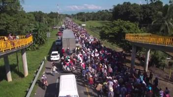 AMLO presenta plan para combatir causas de la emigración