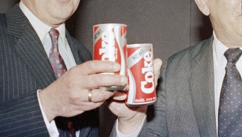 """#CifraDelDía: Coca-Cola relanza su marca de 1985 llamada """"New Coke"""""""