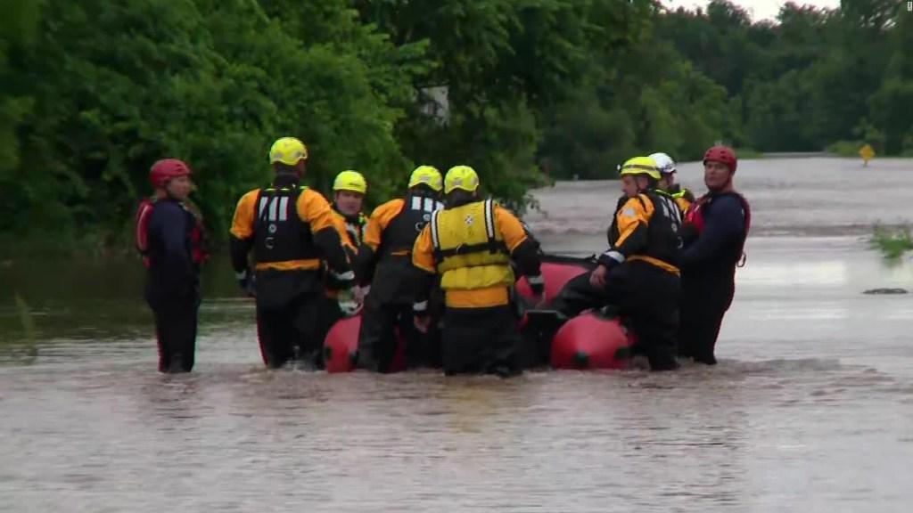 Fuertes inundaciones y al menos un fallecido en Oklahoma