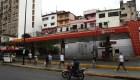 Venezuela sufre la escasez de combustible