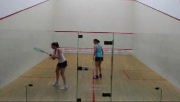 Indignación por premios en torneo de squash en España