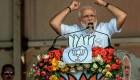 Primer ministro se proyecta como triunfador en elecciones legislativas en la India