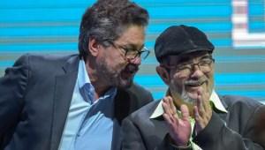 ¿Hay una ruptura dentro del partido FARC?