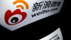Acciones de Weibo caen casi 12%