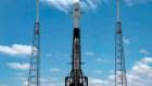 Space X lanza nuevo cohete al espacio
