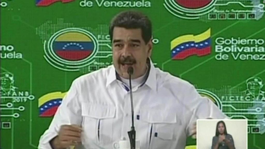 """Maduro llama """"a dar la batalla por los CLAP"""""""
