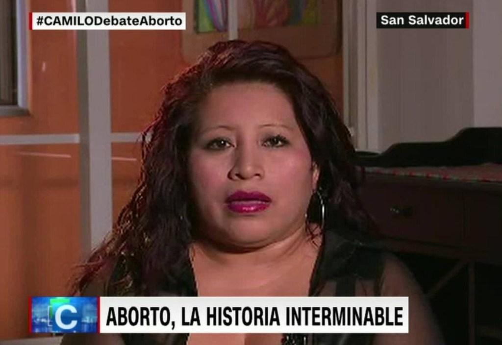 Teodora Vázquez fue condenada por un aborto natural